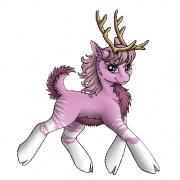 Dream ponyisland pony by teligotchi