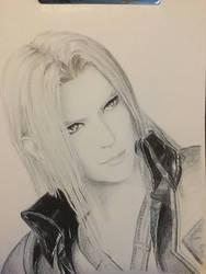 Sephiroth by xIN1ck
