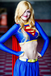 Supergirl by Mashimai