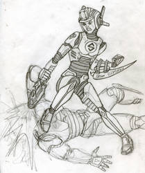 Ferratan Battle-kill by Promus-Kaa