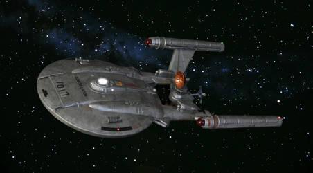 Starship Constellation by Promus-Kaa