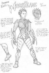 Promus Kaa's Witchblade
