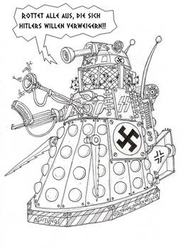WWII Nazi Dalek
