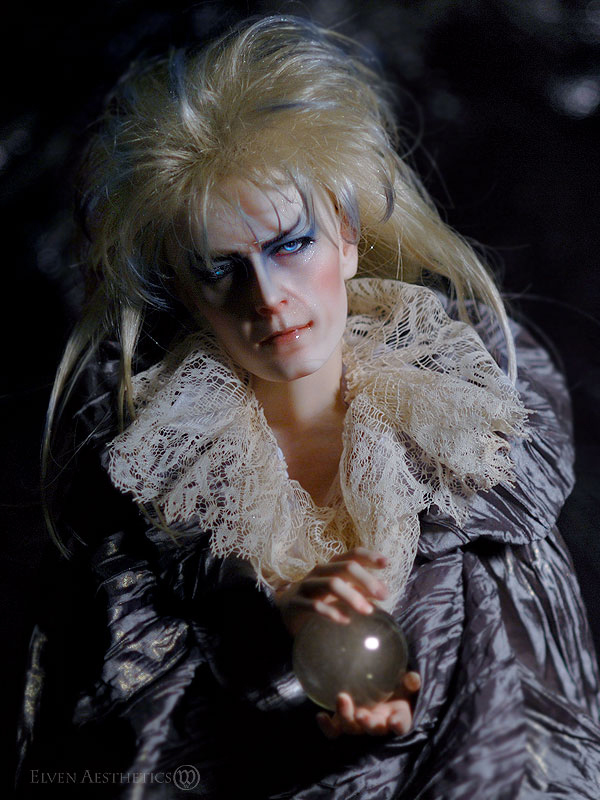Jareth, The Goblin King by Katyok