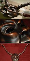 The Making of Jareth's Mask p2