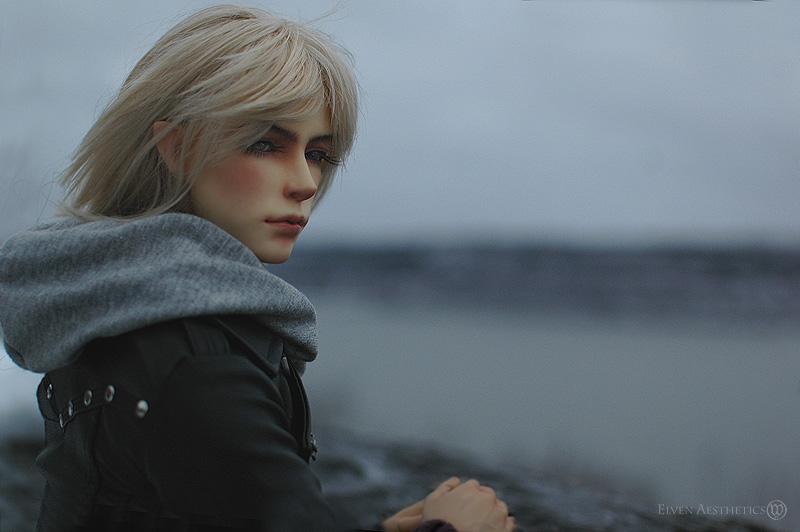 Modern Elf by Katyok