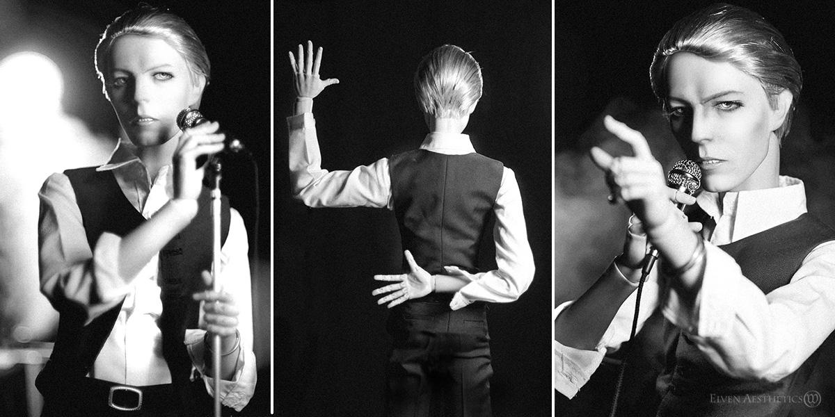 The return of the Thin White Duke by Katyok