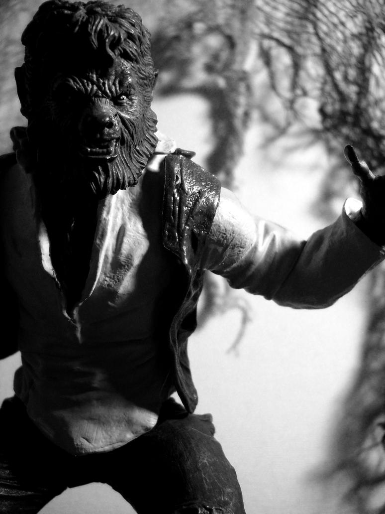 WolfMan by CrazyAsylumClown