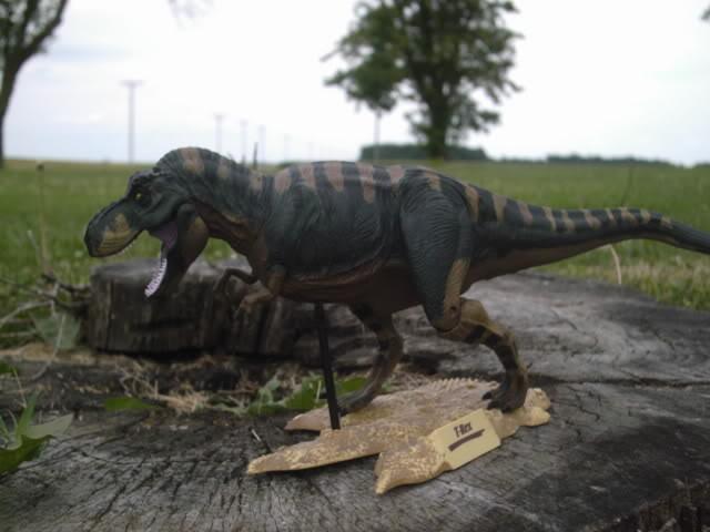 The Lost World: Jurassic Park Bull T.rex by ... T Rex The Lost World Jurassic Park