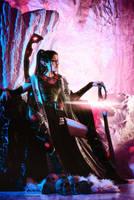 Warhammer 40k, Eldar Corsair, Blood Reign by WaterInsideMe