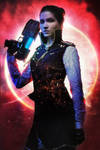 Warhammer 40k, Imperial navy officer, Sylvia Locke
