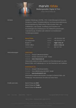 Personal Website 2010