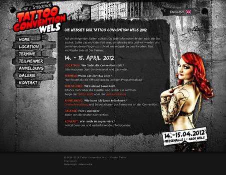TXB204 - Website Tattoo Convention Wels 2012