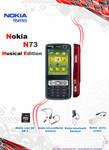 nokia n73 advertising
