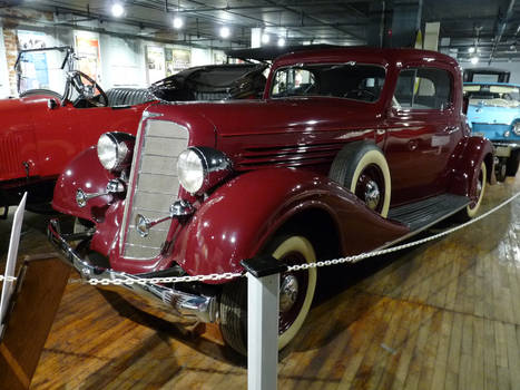 1934 McLaughlin-Buick 66S Sport Coupe