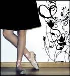 Ballerina.. by r-o-x-a-n-a