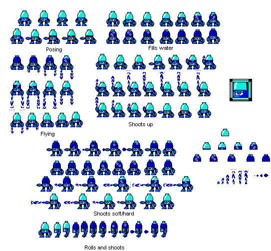 how to play sprite sheet