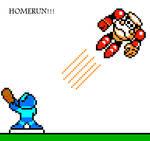 StrikeMan's Homerun