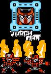 Torch Man - 8-Bit