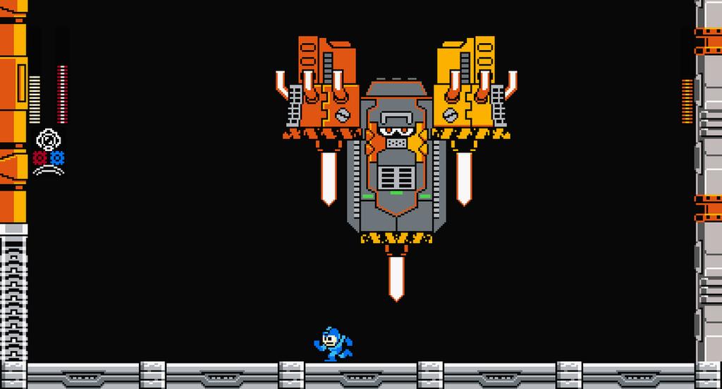 Impact Transformer Battle - 8-Bit by hfbn2