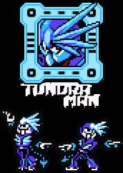 Tundra Man 8-Bit