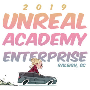 Update and Unreal Academy - Raleigh 2019 by Artistic