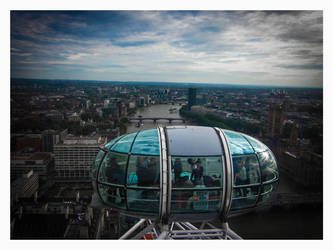 london eye by CombustingStar