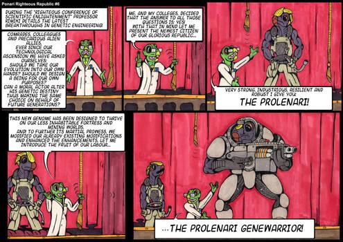 Ponari Righteous Republic #6