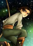 Towards the stars~