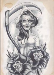 SAINT OF DEATH2 by charlesbronson777