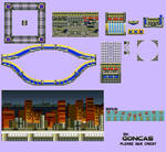 Neo Chemical Plant - Sprite Sheet
