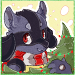 Holiday Icon Request Stream 2017: LittleDC by Wooled