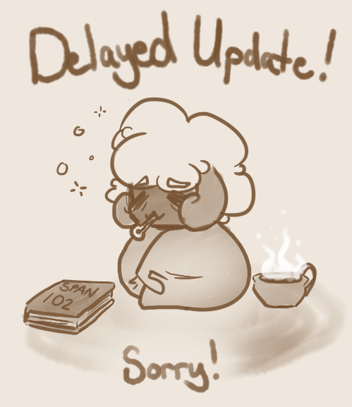 Delayed Update by Wooled