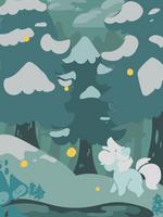 Treeshroud Memories by Wooled