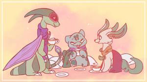 CM: It's Teatime!