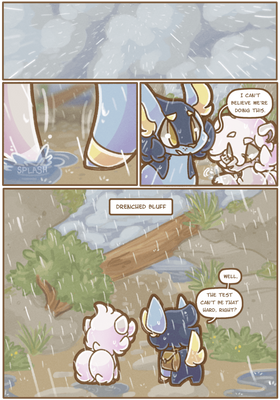 On Borrowed Time: Chapter 2, Page 26