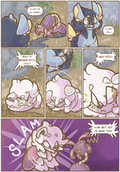 On Borrowed Time: Chapter 2, Page 32 by Wooled