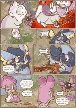 On Borrowed Time: Chapter 2, Page 33