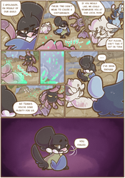 On Borrowed Time: Chapter 2, Page 38