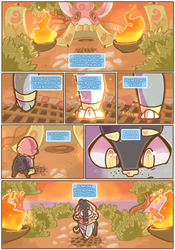 On Borrowed Time: Chapter 1, Page 1