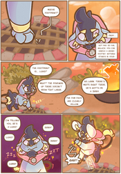 On Borrowed Time: Chapter 1, Page 2