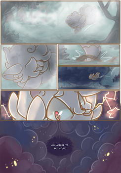On Borrowed Time: Prologue, Page 1
