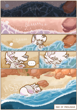 On Borrowed Time: Prologue, Page 3