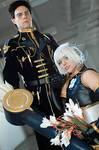 Kazuhiko and Suu