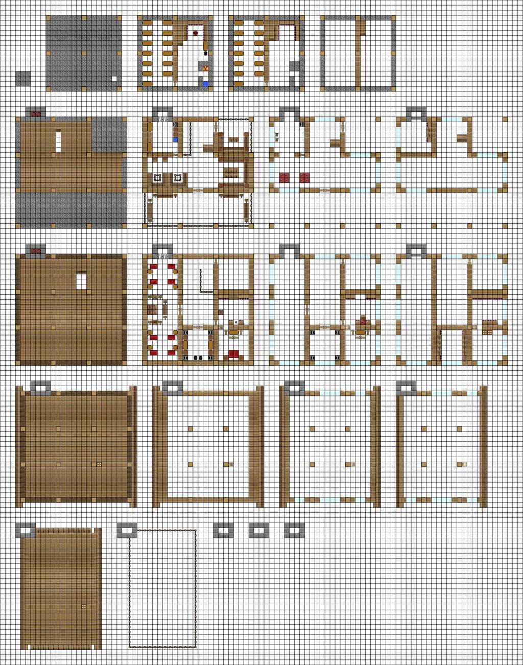 Layout | Minecraft Skins