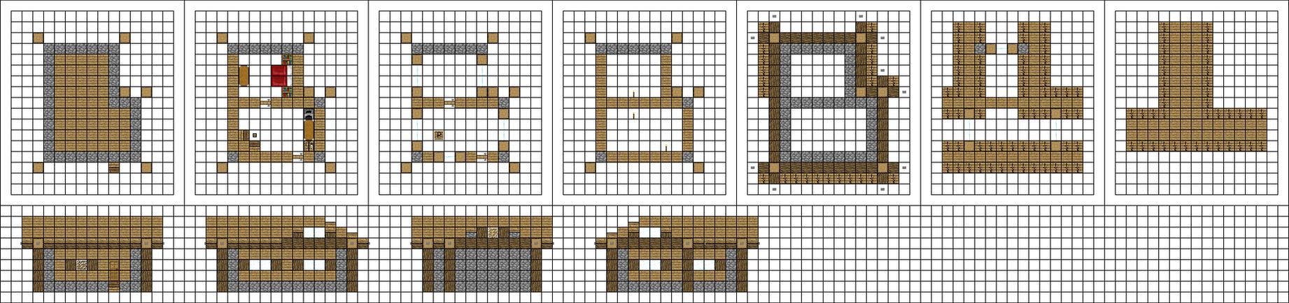 Alternate Large House by MysticSamuraiX