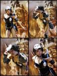 Saint Seiya cosplay 01 by Karafactory