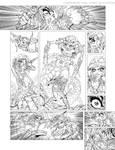 La Guerriere Innocente  -Volume 2 -page 1 preview