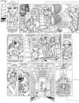 La Guerriere Innocente  -Volume 2 -page 3 preview
