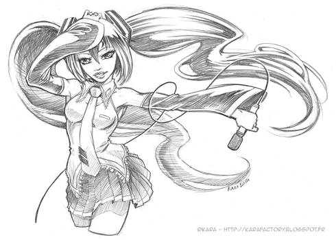 My Hatsune Miku